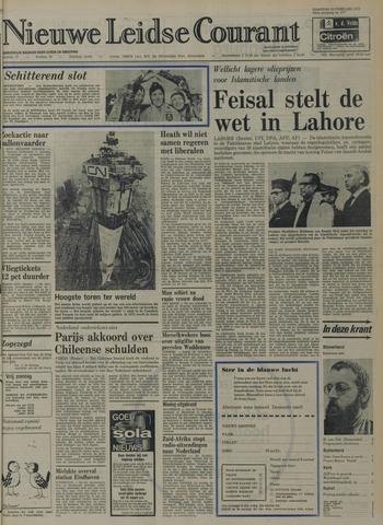 Nieuwe Leidsche Courant 1974-02-25
