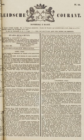 Leydse Courant 1885-03-05