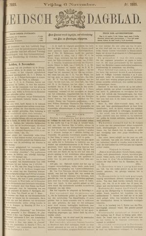Leidsch Dagblad 1885-11-06