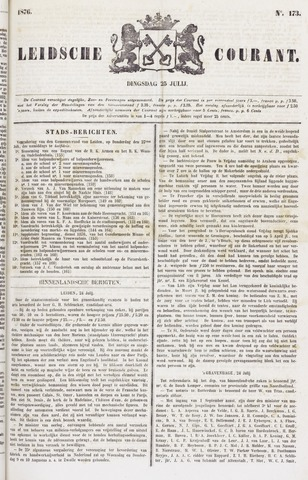 Leydse Courant 1876-07-25
