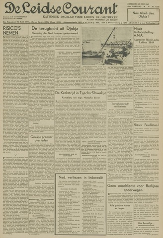 Leidse Courant 1949-06-25