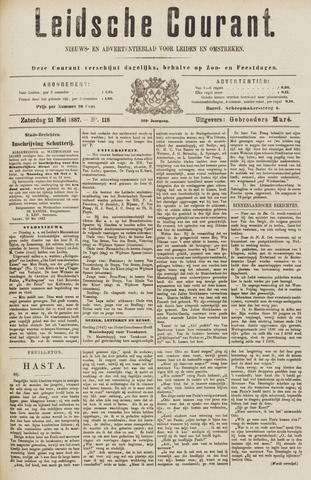 Leydse Courant 1887-05-21