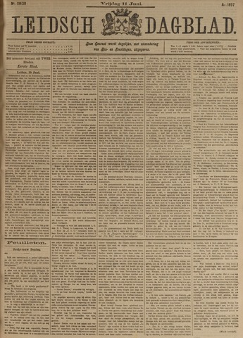 Leidsch Dagblad 1897-06-11