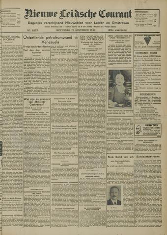 Nieuwe Leidsche Courant 1939-11-15