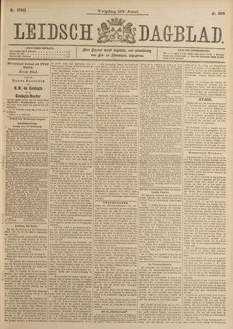Leidsch Dagblad 1899-06-23