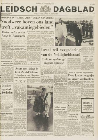 Leidsch Dagblad 1963-08-21