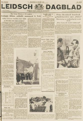 Leidsch Dagblad 1954-03-15