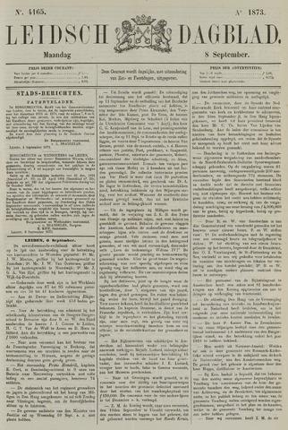 Leidsch Dagblad 1873-09-08