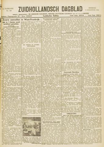 Zuidhollandsch Dagblad 1944-08-08