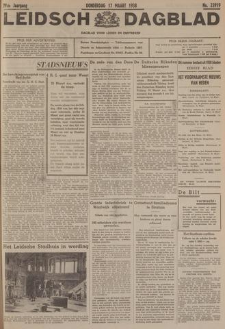 Leidsch Dagblad 1938-03-17