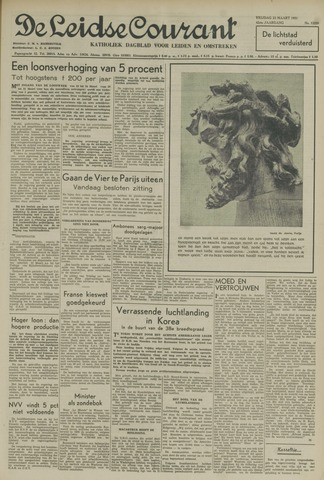Leidse Courant 1951-03-23