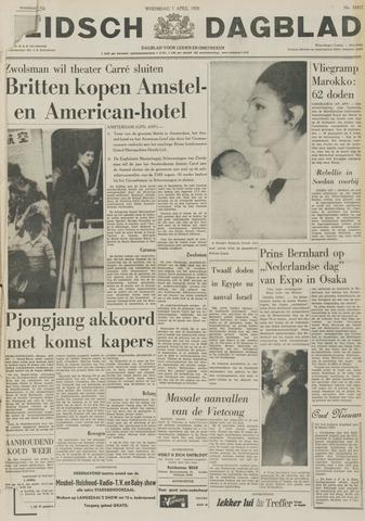 Leidsch Dagblad 1970-04-01