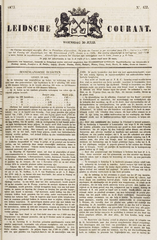 Leydse Courant 1873-07-30