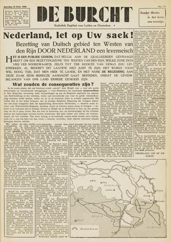 De Burcht 1946-02-16