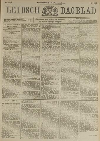 Leidsch Dagblad 1907-11-21