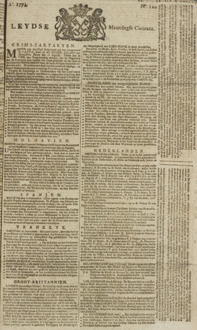 Leydse Courant 1771-10-07