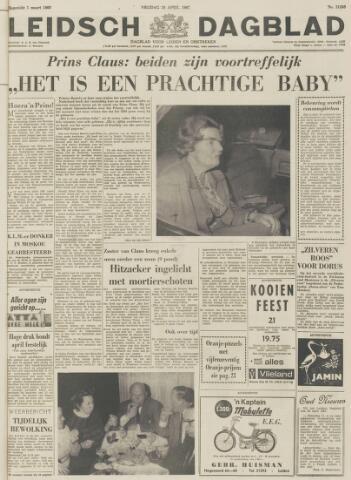 Leidsch Dagblad 1967-04-28