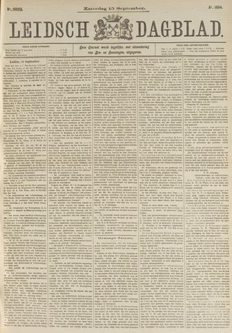 Leidsch Dagblad 1894-09-15