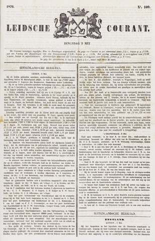 Leydse Courant 1876-05-09