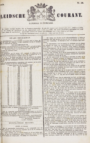 Leydse Courant 1879-02-15