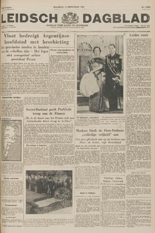 Leidsch Dagblad 1955-09-19