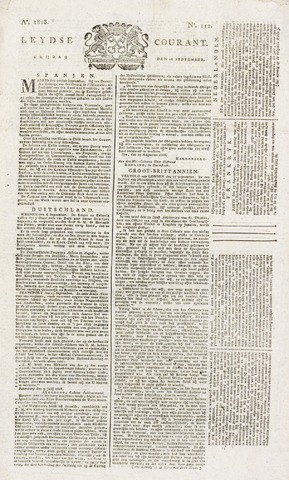 Leydse Courant 1818-09-18