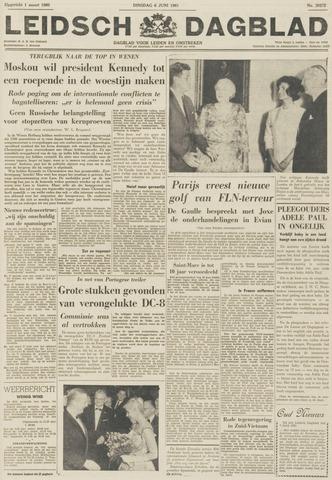 Leidsch Dagblad 1961-06-06