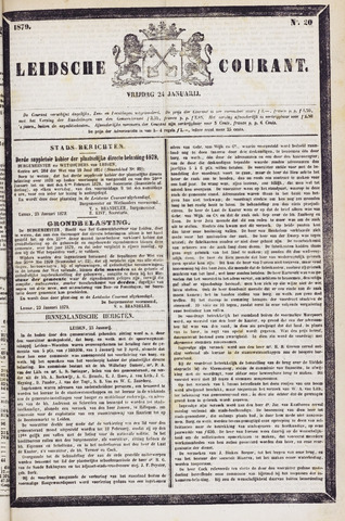 Leydse Courant 1879-01-24