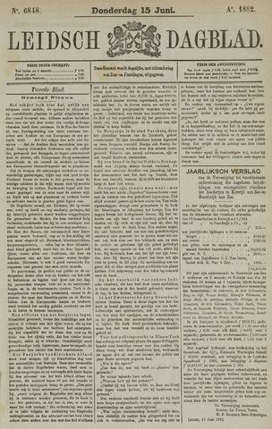 Leidsch Dagblad 1882-06-15