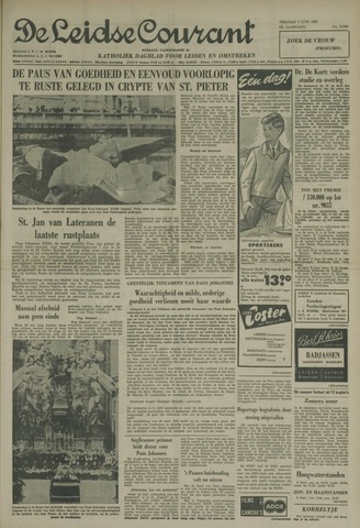 Leidse Courant 1963-06-07