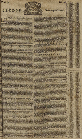 Leydse Courant 1753-12-05