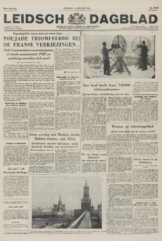 Leidsch Dagblad 1956-01-03
