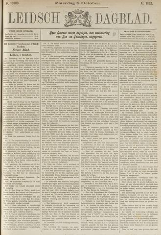 Leidsch Dagblad 1892-10-08