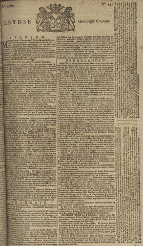Leydse Courant 1760-12-08