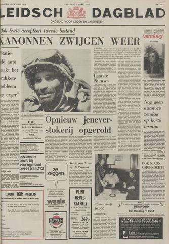 Leidsch Dagblad 1973-10-24