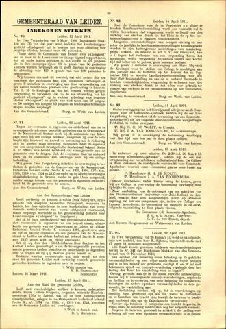Handelingen van de Raad 1911-04-13