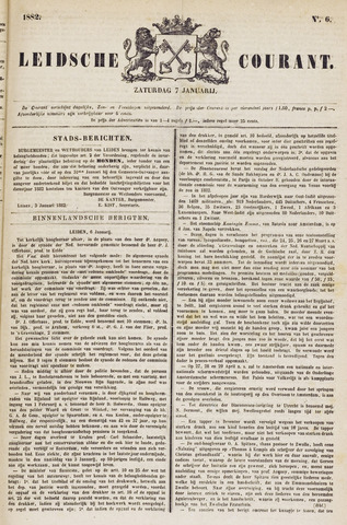 Leydse Courant 1882-01-07
