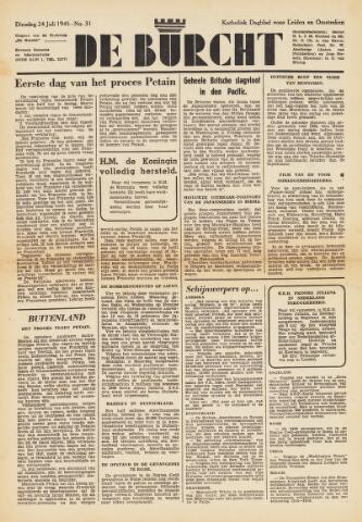 De Burcht 1945-07-24