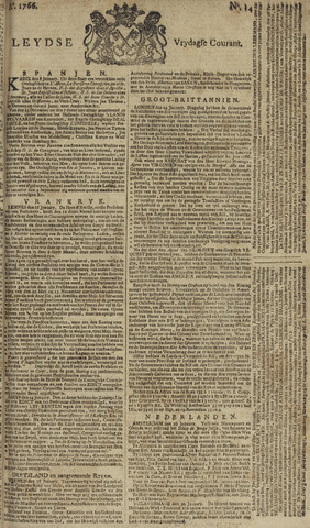Leydse Courant 1766-01-31