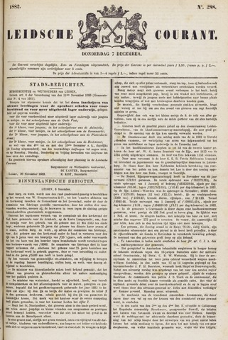 Leydse Courant 1882-12-07
