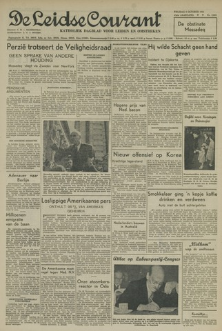 Leidse Courant 1951-10-05