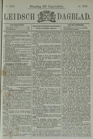 Leidsch Dagblad 1880-09-28