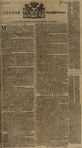 Leydse Courant 1777-10-13