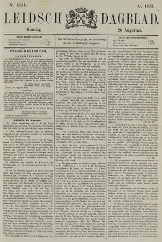 Leidsch Dagblad 1873-08-26