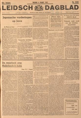Leidsch Dagblad 1942-03-06