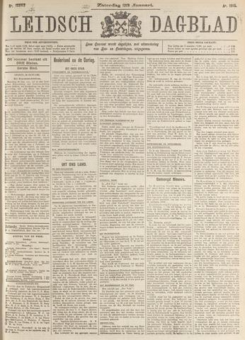 Leidsch Dagblad 1915-01-23