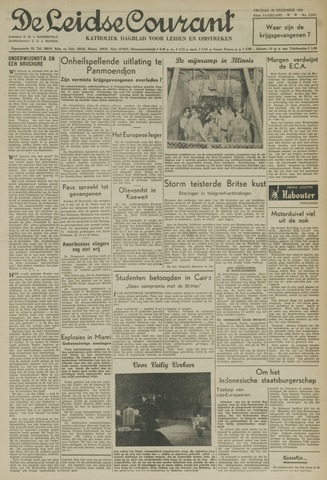 Leidse Courant 1951-12-28