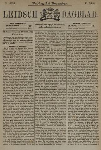 Leidsch Dagblad 1880-12-24
