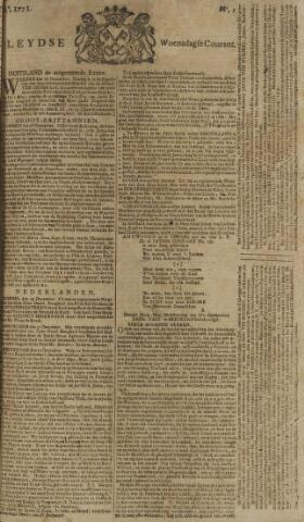 Leydse Courant 1771-01-02