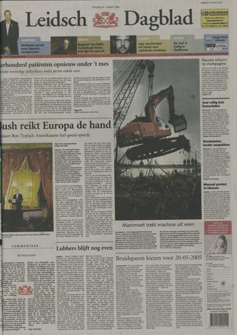 Leidsch Dagblad 2005-02-22
